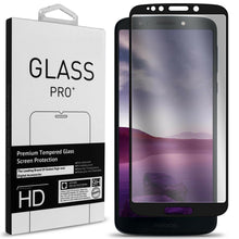 Load image into Gallery viewer, Motorola Moto E5  / Moto G6 Play  / Moto G6 Forge Tempered Glass Screen Protector - InvisiGuard Series