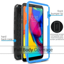 Load image into Gallery viewer, LG Stylo 5 / Stylo 5+ / Stylo 5V / Stylo 5X Case - Heavy Duty Shockproof Phone Cover - Tank Series