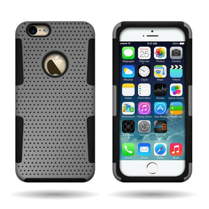 iPhone 6s, iPhone 6 Case - Heavy Duty Mesh Phone Cover