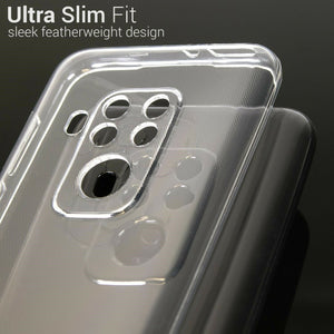 Motorola One Zoom Case - Slim TPU Silicone Phone Cover - FlexGuard Series