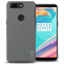 Load image into Gallery viewer, OnePlus 5T Case - Slim TPU Rubber Phone Cover - FlexGuard Series