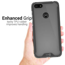 Load image into Gallery viewer, Motorola Moto E6 Play Clear Case Hard Slim Protective Phone Cover - Pure View Series