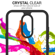 Load image into Gallery viewer, LG Aristo 4 Plus Cases / LG Prime 2 Case - Heavy Duty Shockproof Clear Phone Cover - EOS Series