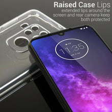 Load image into Gallery viewer, Motorola One Zoom Case - Slim TPU Silicone Phone Cover - FlexGuard Series