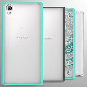 Sony Xperia L1 Clear Case - Slim Hard Phone Cover - ClearGuard Series