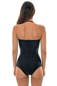 Duna Black One Piece