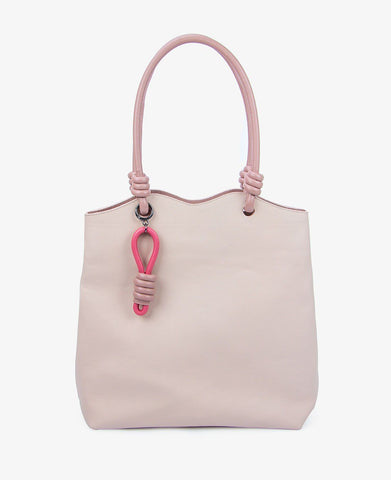 SHOPPING BAG ALHAMBRA ROSA