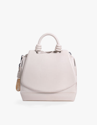 MINI BOLSA PASEO KRYSTALLOS OFF WHITE