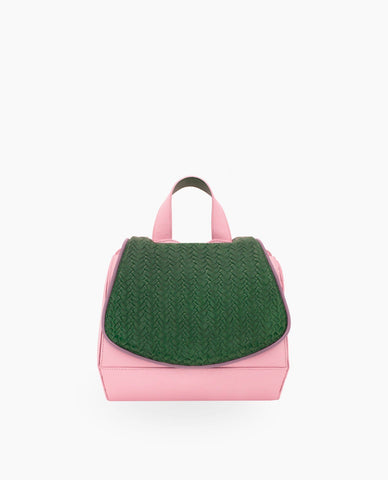 MINI BOLSA PASEO BY EIGHT VIX ROSA