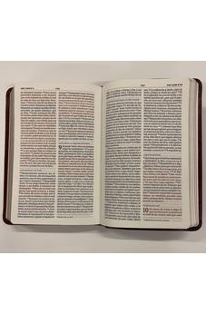 Image of Biblia RVR1960 Compacta Marron