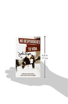 Image of No desperdicies tu vida