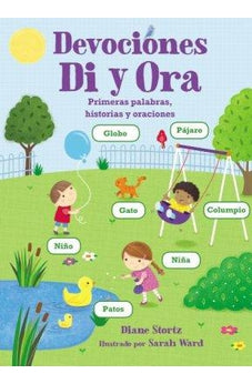 DEVOCIONES DI Y ORA BOARD BOOK