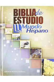 Biblia De Estudio Mundo His Il