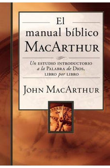 Image of Manual Biblic Macarthur Hc