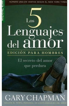 CINCO LENGUAJES DEL AMOR HOMBR