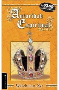 Image of Autoridad Espiritual Mm