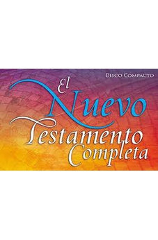 Biblia RVR 1960 Nt Audio Cd