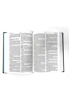 Biblia RVR 1960 Tamano Manual Bordado Sobre Tela 9781462791699