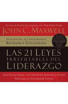 Audio Cd 21 Leyes Irrefut