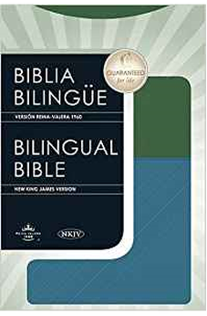 Biblia Bilingue Rv60 Nkj 9781602554443