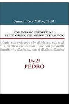 Image of Comnt Exeg Txt Gr Nt 1 2 Pedro