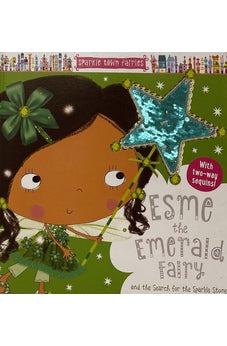 Esme Emerald Fairy Cb Sequin