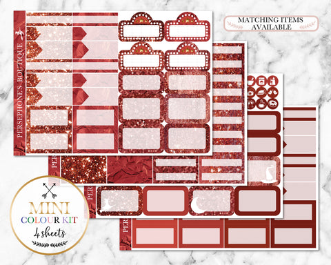 Dragon's Blood Mini Colour Kit - Persephone's Boutique