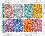 Pastel Glitter Headers - Persephone's Boutique