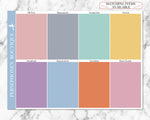 Pastel Solid Headers - Persephone's Boutique