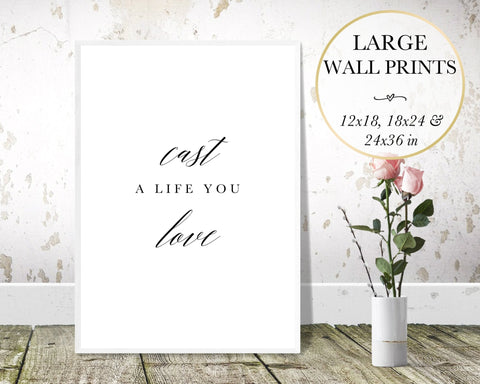 A Life You Love Wall Art - Persephone's Boutique