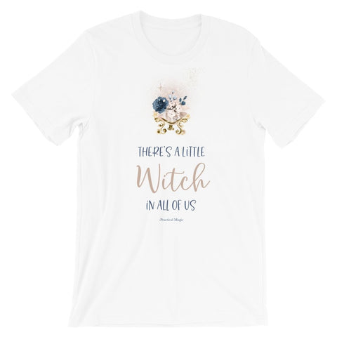 A Little Witch Tee - Persephone's Boutique