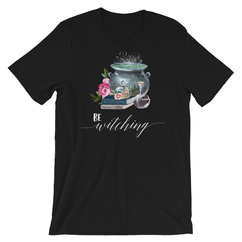 Be Witching Dark Tee - Persephone's Boutique