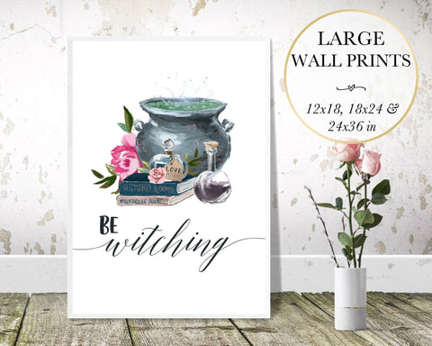 Be Witching Wall Art - Persephone's Boutique