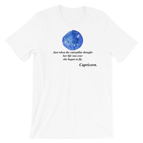 Inspirational Capricorn Tee - Persephone's Boutique