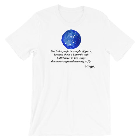 Inspirational Virgo Tee - Persephone's Boutique