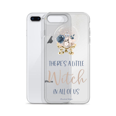 Little Witch iPhone Case - Persephone's Boutique