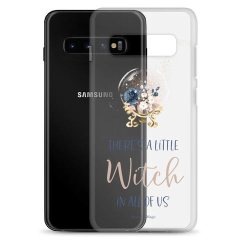 Little Witch Samsung Case - Persephone's Boutique