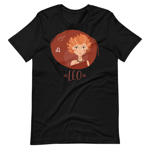 Leo Girl Tee - Persephone's Boutique