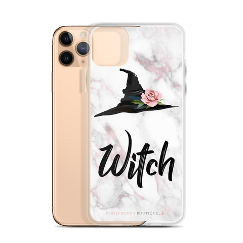 Witch iPhone Case - Persephone's Boutique