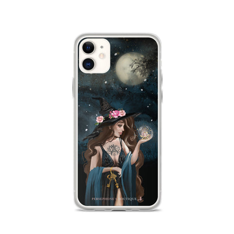 Lost In Ritual iPhone Case - Persephone's Boutique