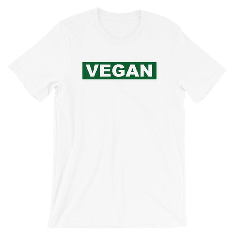 Simple Vegan Tee - Persephone's Boutique
