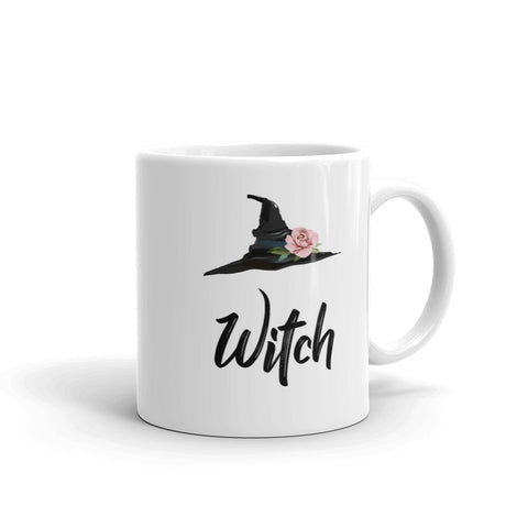 Witch & Hat Mug - Persephone's Boutique