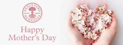 Happy Mother's Day from Neal's Yard Remedies
