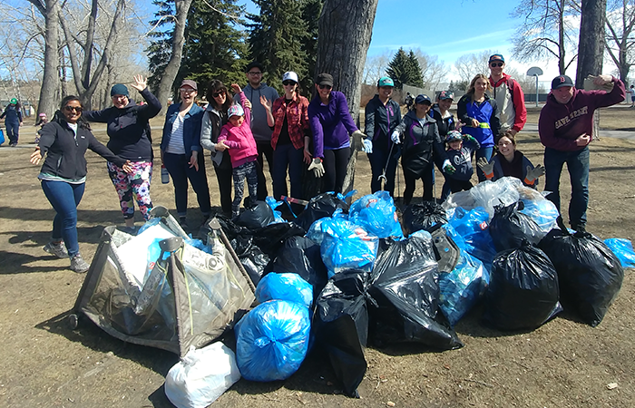 Plastic-Free YYC Cleanup