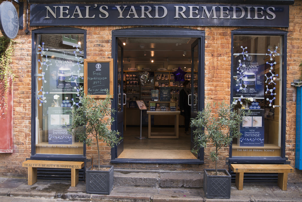 Neal's Yard Remedies Covent Gardens