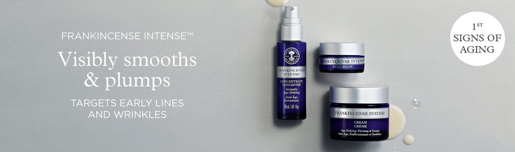 Frankincense Intense Lift Collection - clinically proven organic