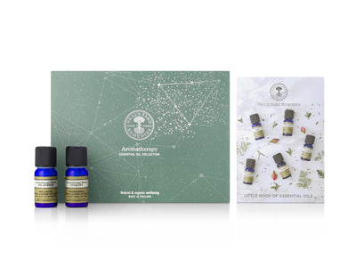 Aromatherapy Essential Oil Collection