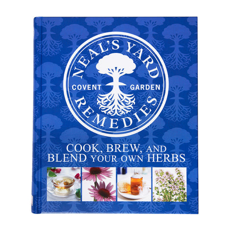 Cook, Brew & Blend Your Own Herbs