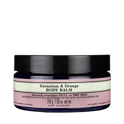 Geranium & Orange Body Balm