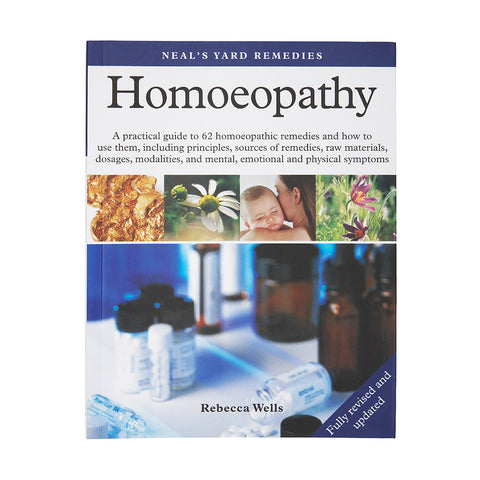 Neal's Yard Remedies Homeopathy Book